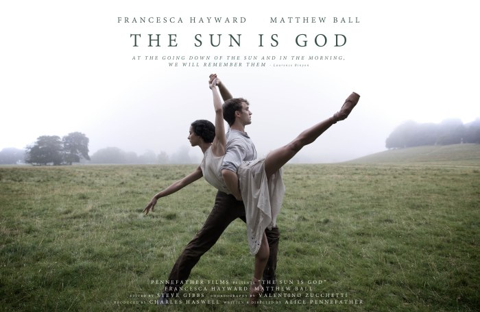 POSTER-THE SUN IS GOD