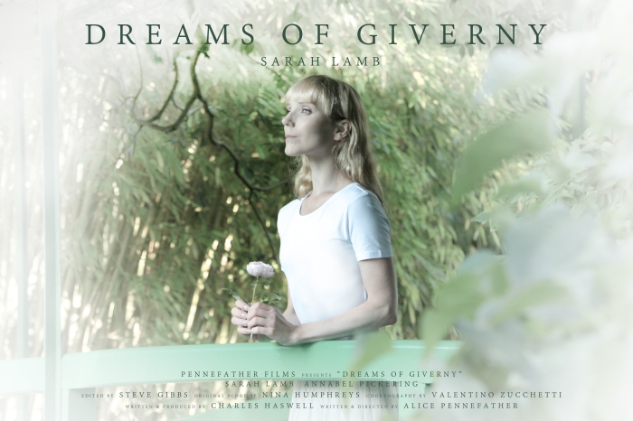 DREAMS OF GIVERNY-POSTER